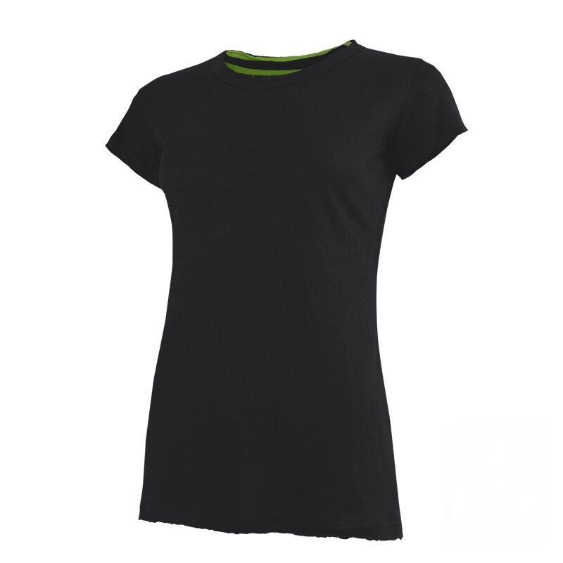 Dámské tričko krátký rukáv z konopí bez potisku - Funkční prádlo ... d0c5017ab2